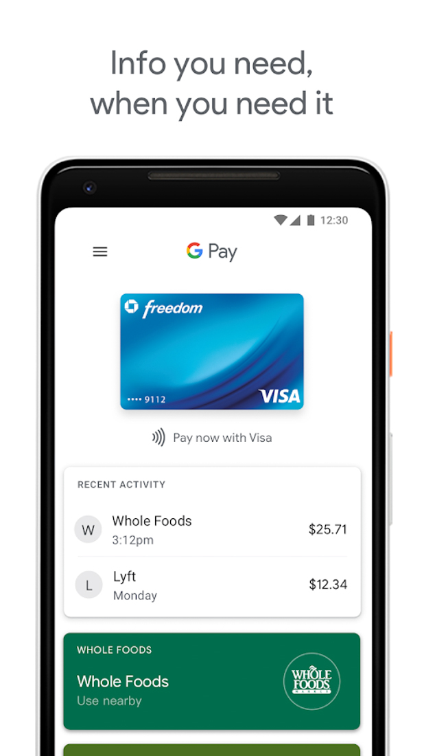 android pay app makes the switch to google pay gets spicy