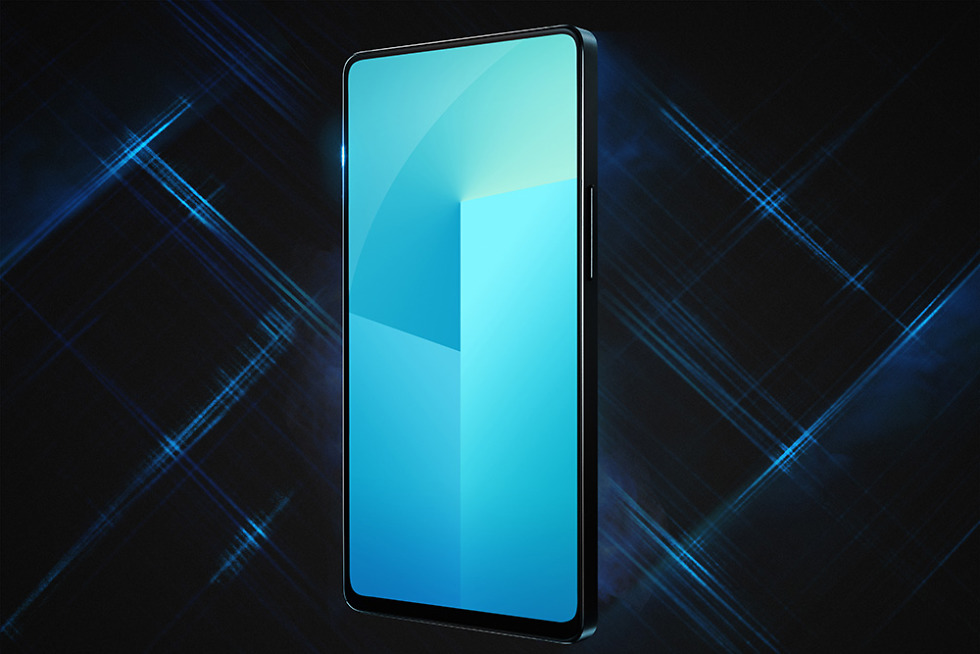 vivo apex fullview phone