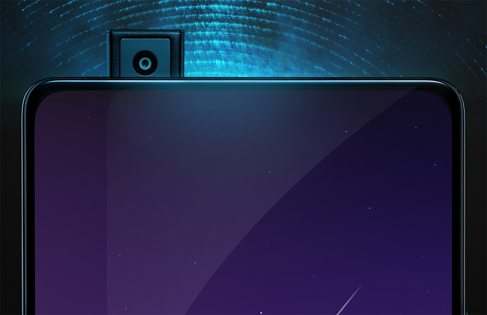This Vivo APEX Phone has a Pop-Up Selfie Camera Because It's Front is 98% Screen