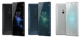 xperia xz2 colors