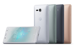 xperia xz2 compact colors