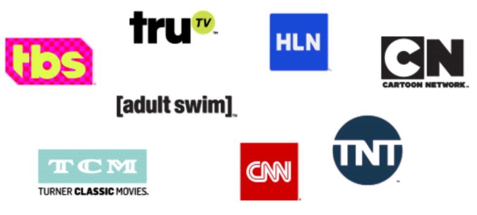 youtube tv turner channels