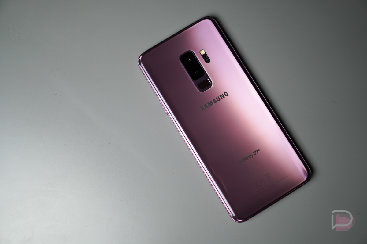 galaxy s9+ review