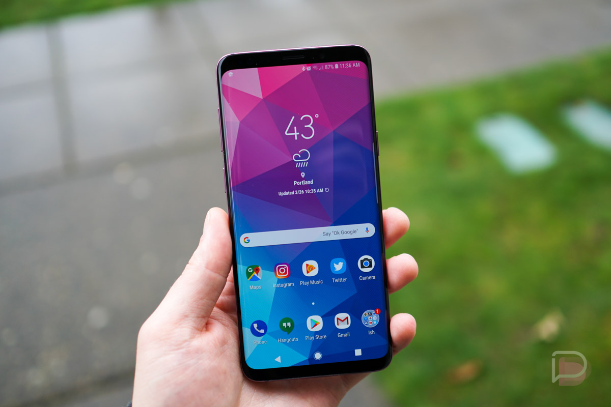 Samsung Galaxy S9, S9+ Review – Droid Life
