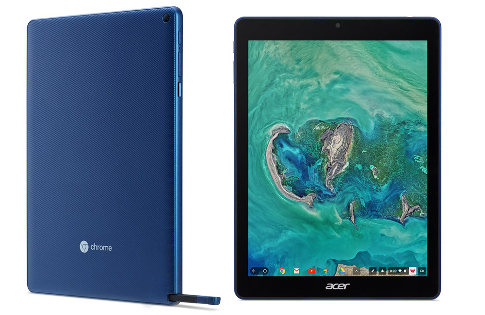 Acer unveils the Chromebook Tab 10 for $329, the first Chrome OS tablet