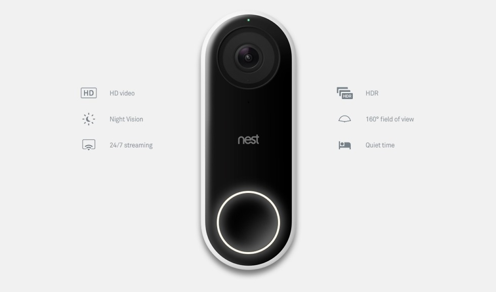 buy nest hello doorbell