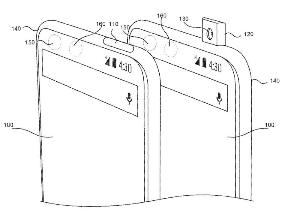 essential phone pop-up camera