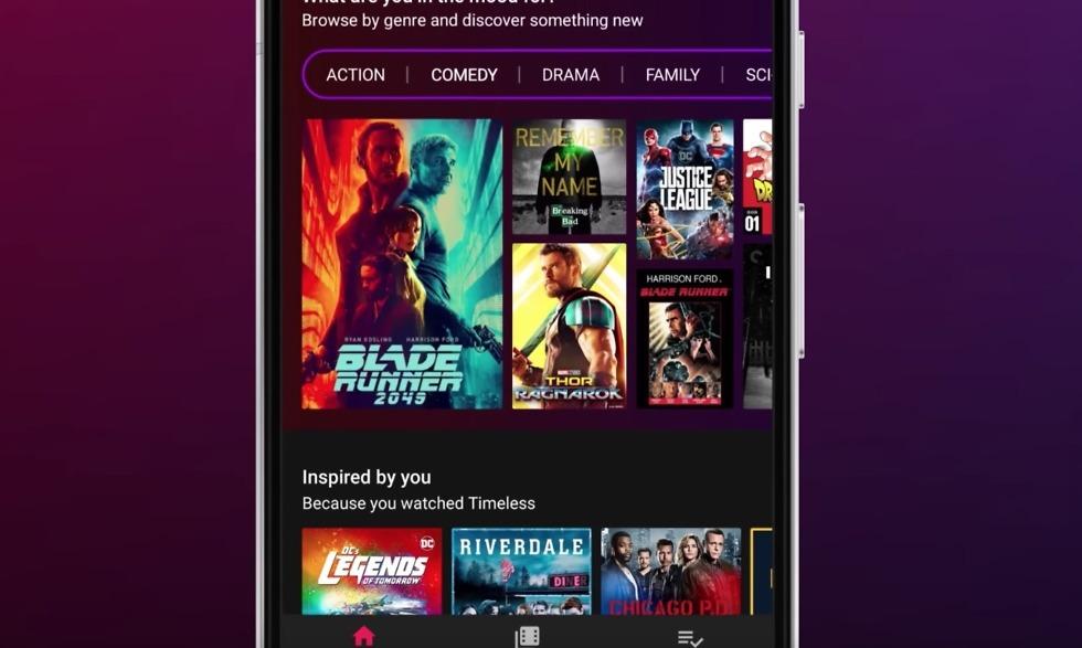 google play movies update