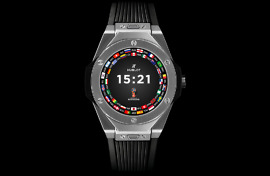 hublot wear os watch