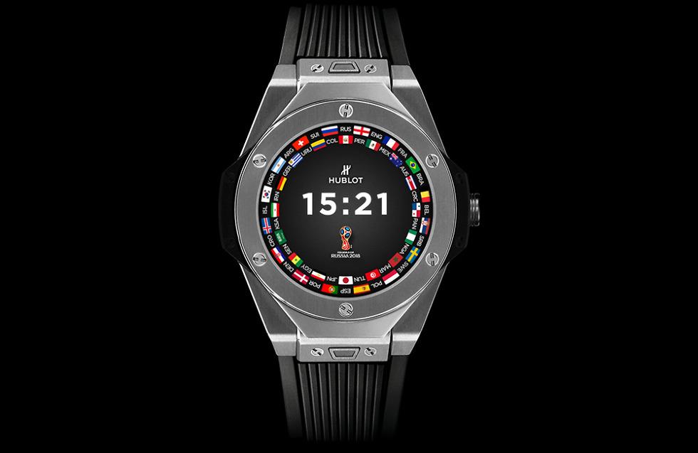 hublot wear os watch