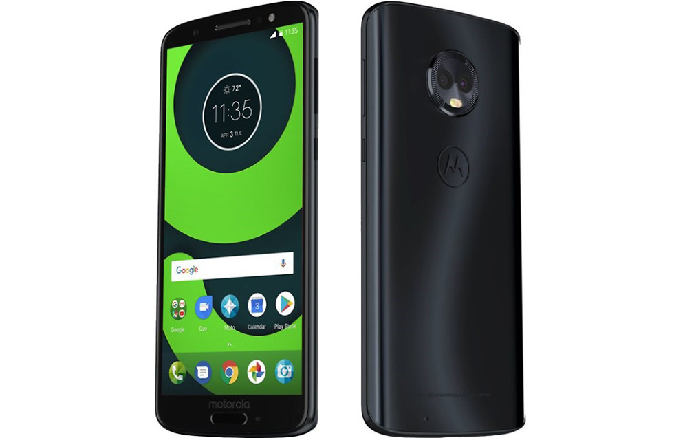 moto g6 official