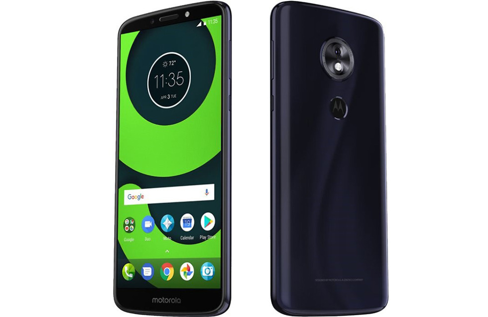 moto g6 play official