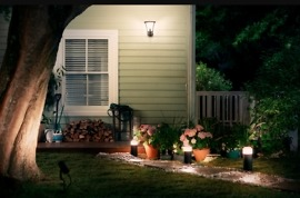 philips hue outdoor lights