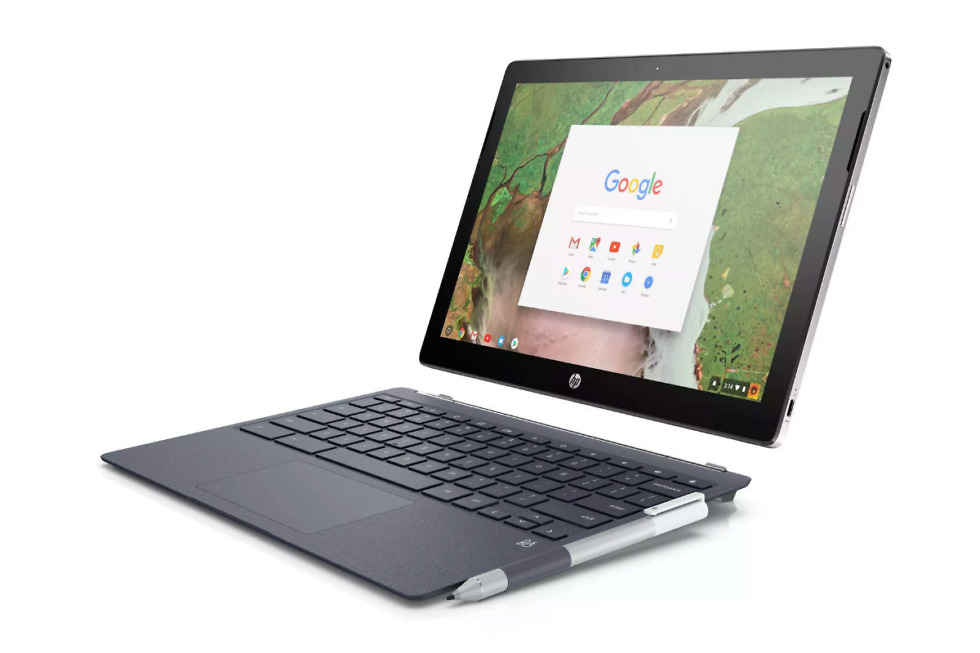 Chromebook x2 from HP
