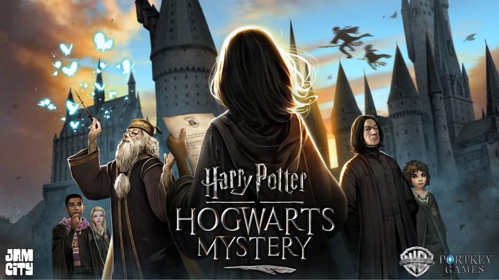 """Résultat de recherche d'images pour """"hogwarts mystery"""""""