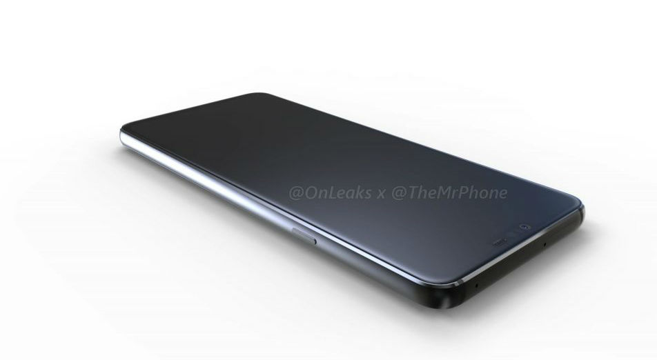 CAD Render for LG G7