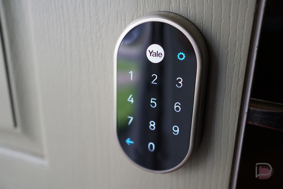 Google Assistant Can Finally Lock Your Nest x Yale Smart Lock