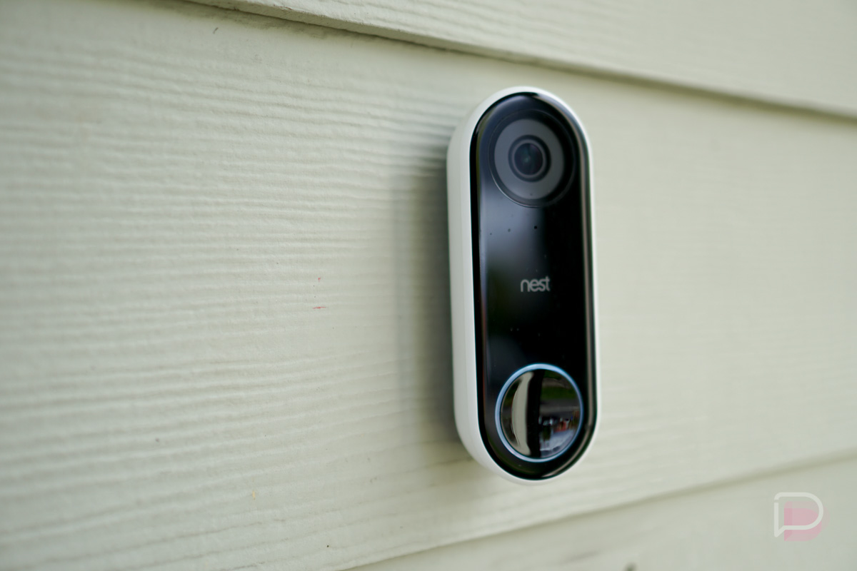 Nest Hello Doorbell And Nest X Yale Lock Are Sweet
