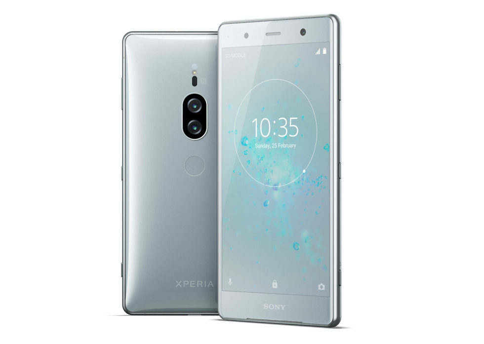 Xperia XZ2 Premium from Sony