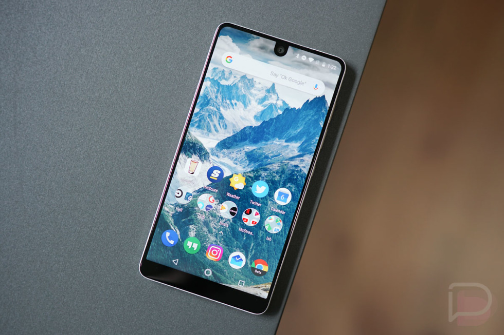 Techmeme: Essential says it won't restock Essential Phone