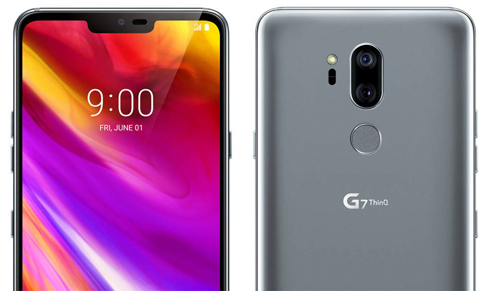 lg g7 thinq display details