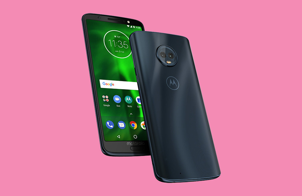 moto g6 verizon deal