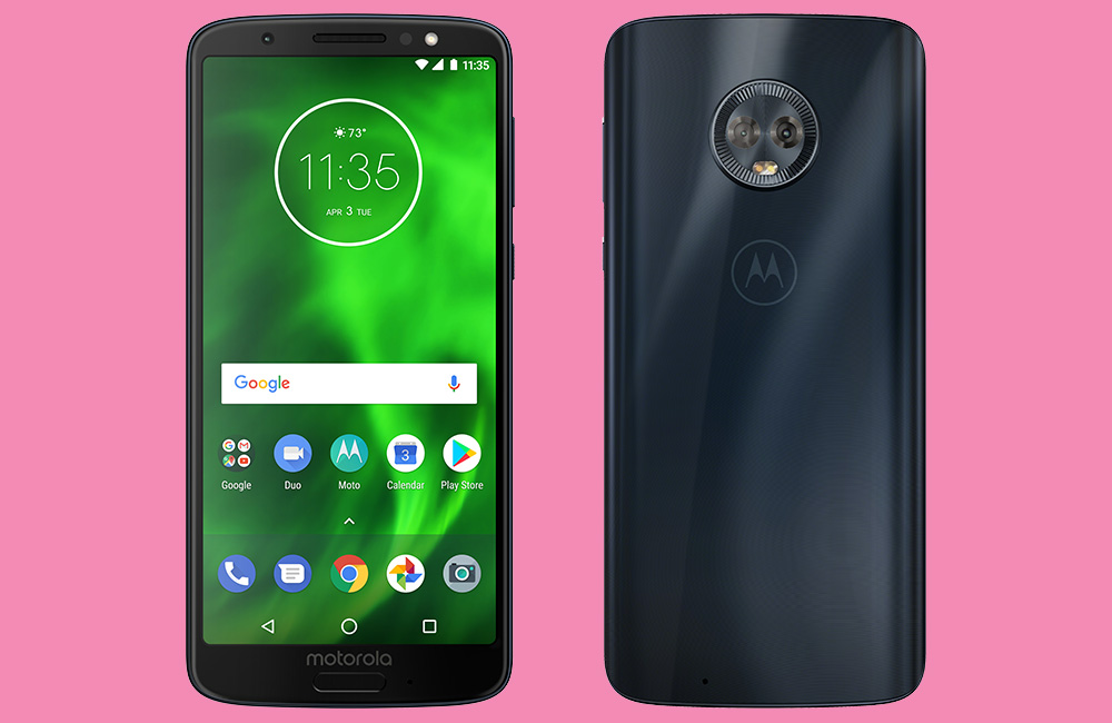 e2d2c4d653 Motorola Announces Moto G6 and Moto G6 Play