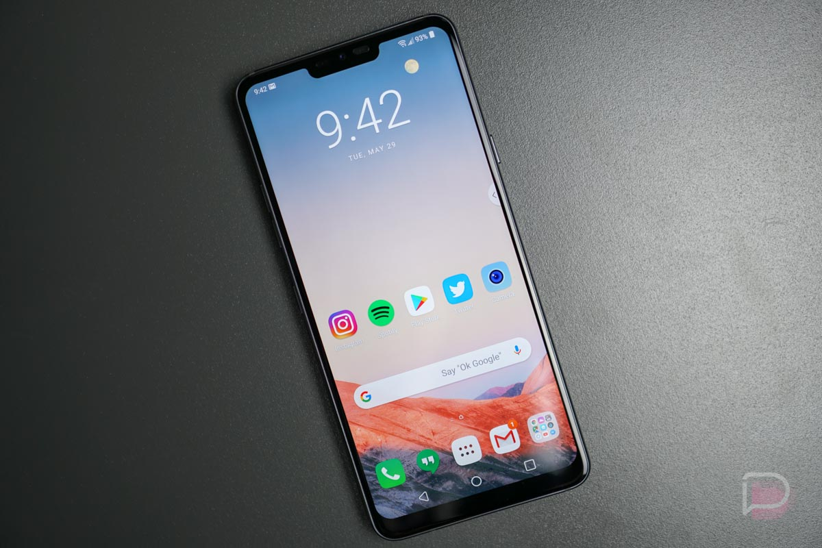 LG G7 ThinQ Review – Droid Life