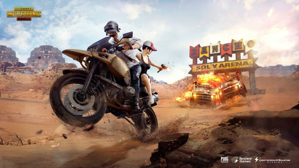 Pubg Wallpapers Hd Mobile: Miramar Map Now Available In PUBG Mobile For Android And