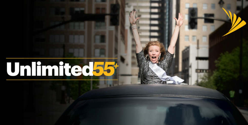 Sprint Announces 'Unlimited 55+' Plan to Match T-Mobile's