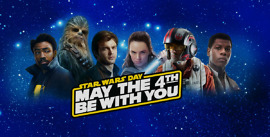 May the 4th Be With You Star Wars Day