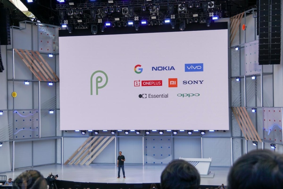 android p beta phones