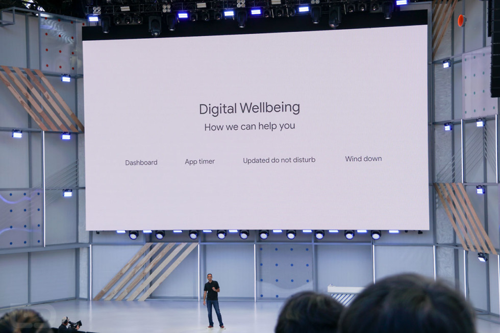 Pixel Digital Wellbeing