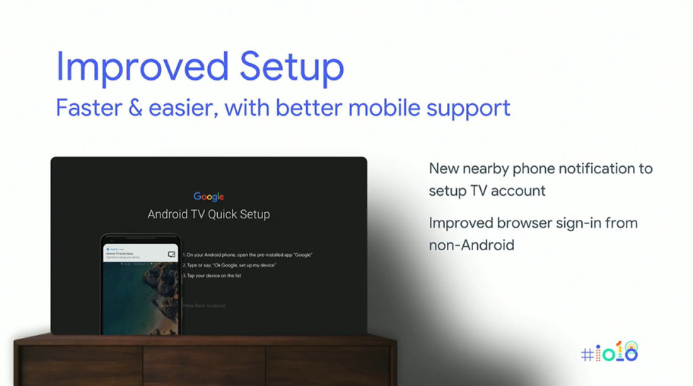 android tv android p