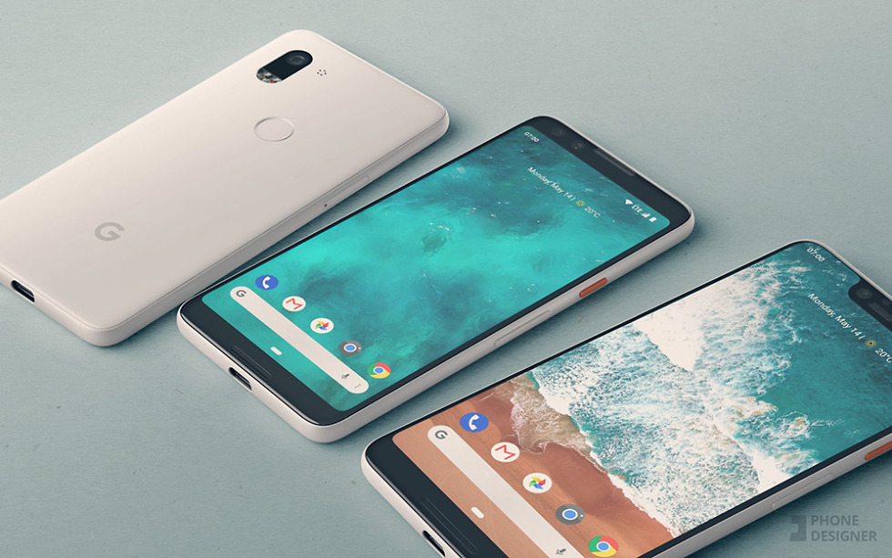 hot pixel 3 renders