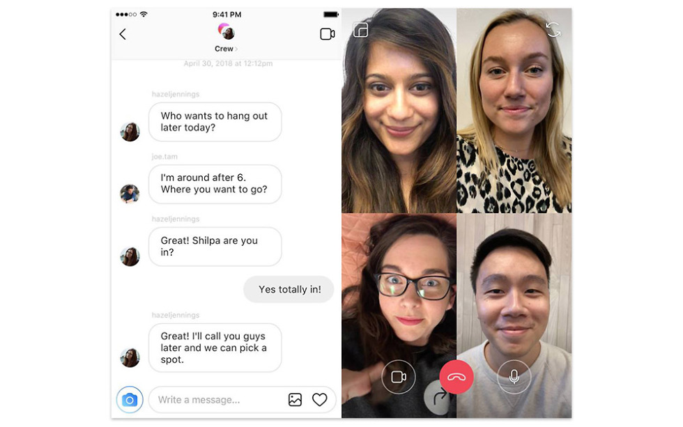 Instagram Adds Stories Sharing From Spotify, More Face