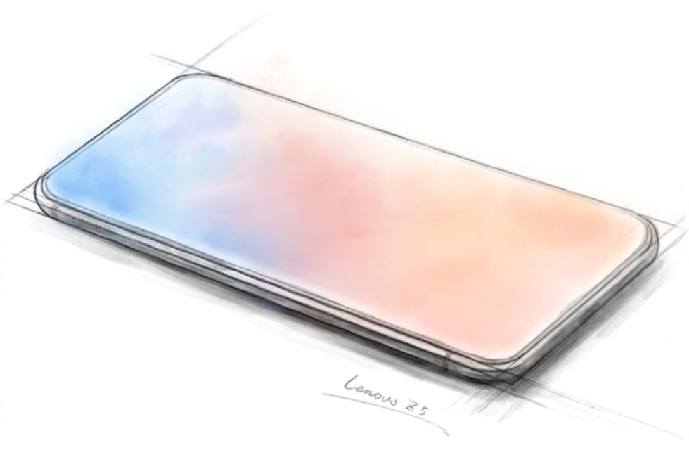 lenovo z5 no notch