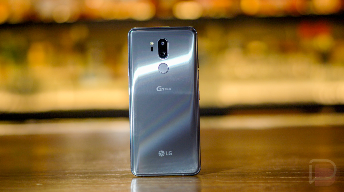 LG's G7 Smartphone Thinks It's a Boombox