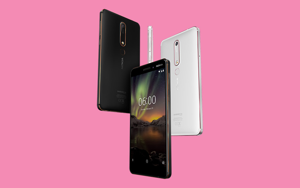 Nokia 6.1 (2018) Arrives in US May 6, Priced at Just $269 ...
