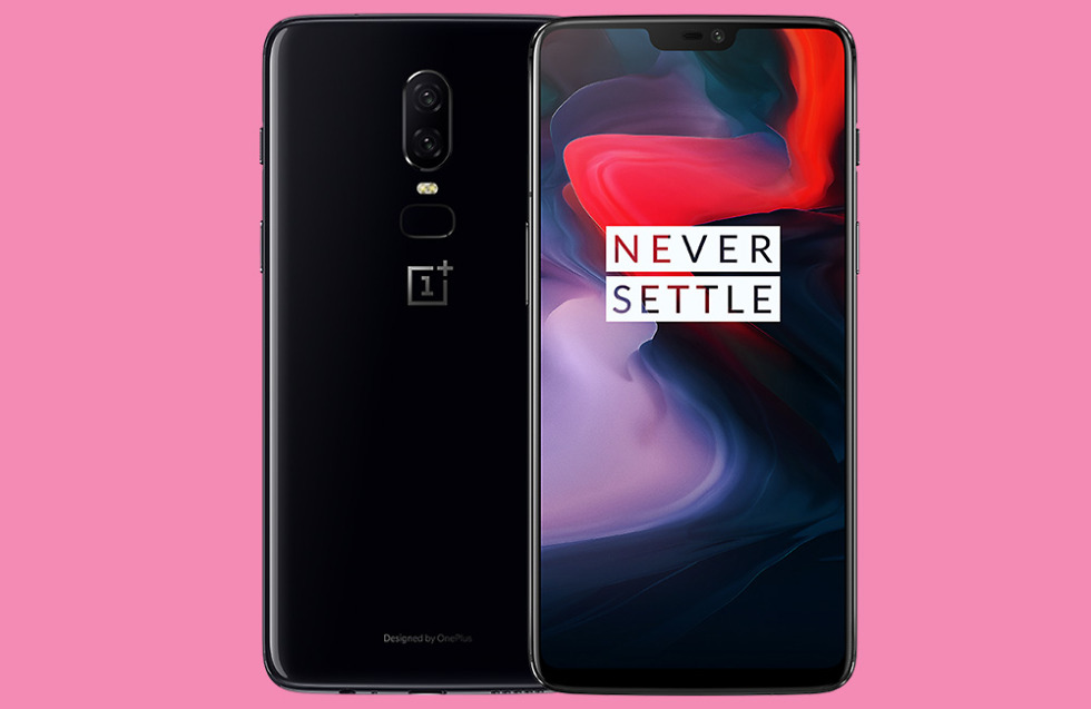 oneplus 6 mirror black official