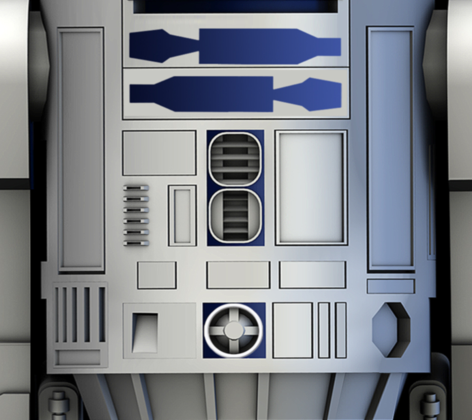 Download Celebrate Star Wars Day With These Old School DROID2 R2 D2 Wallpapers Droid Life