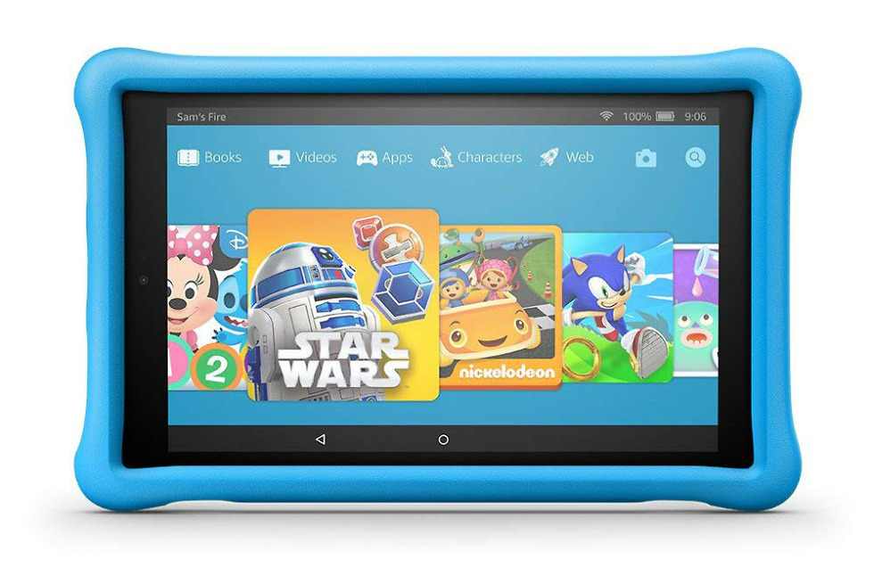 Fire HD 10 Kids tablet