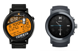 Facer Interactive Watch Faces