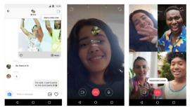 Video Chat for Instagram