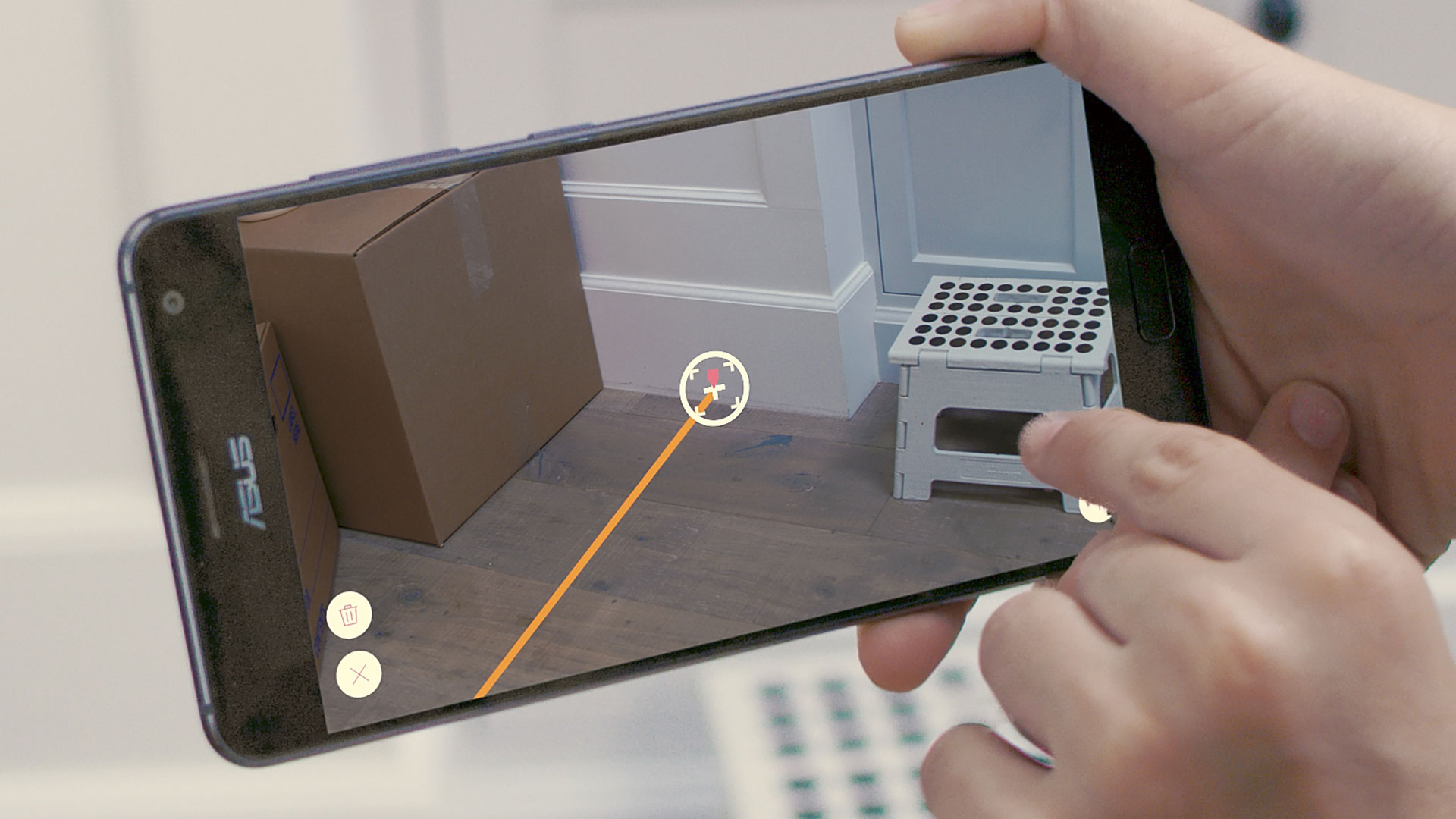 Measure App for Augmented Reality Now Works on All ARCore
