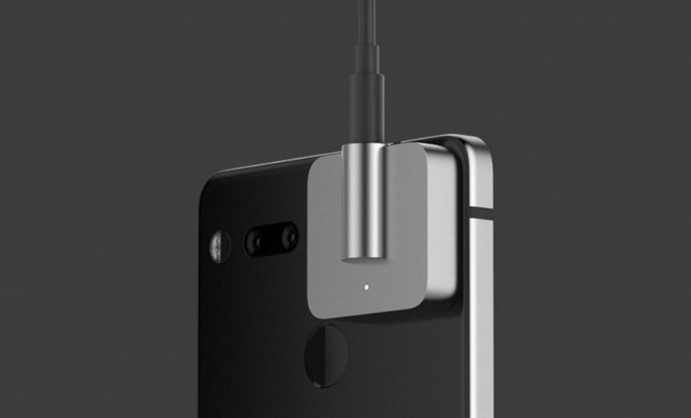 Essential Phone Audio Adapter HD