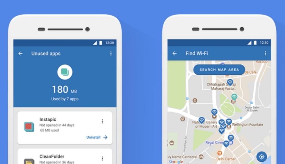 google datally app