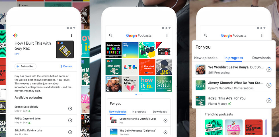 Google Just Released a Stand-Alone Podcast App – Droid Life