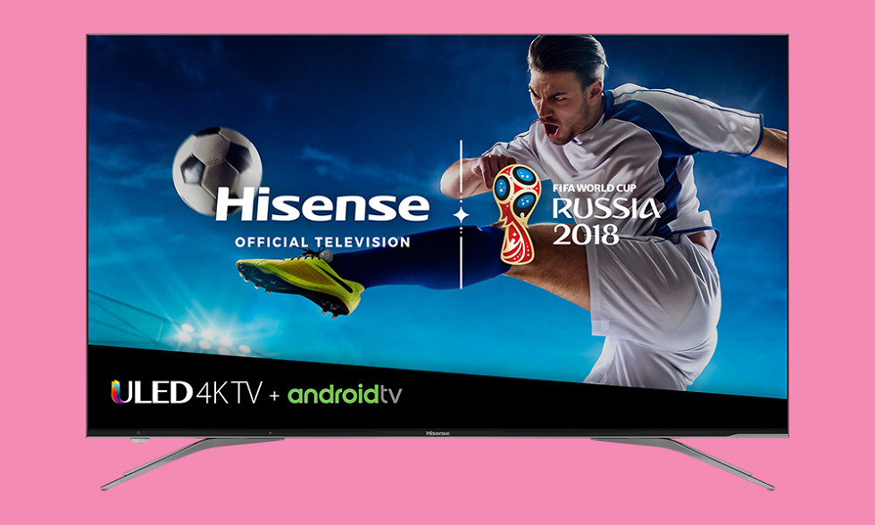 Hisense H9E Plus 4K Android TV