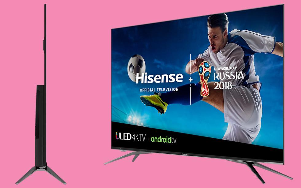 hisense h9e 4k uled android tv